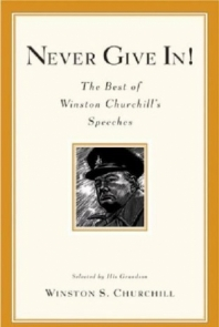 Never Give In! Speeches