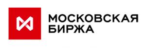 Логотип Московская биржа