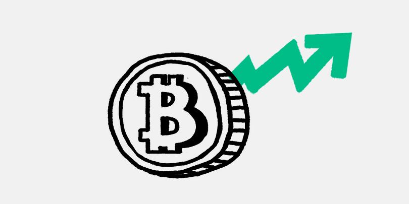 Курс Bitcoin вновь