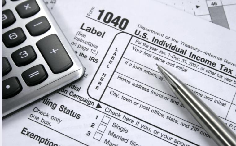 Фото Налоговые ставки