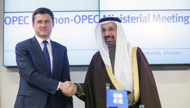 Нефтяники РФ опережают
