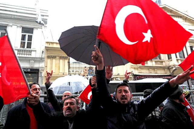 Турция vs Нидерланды: