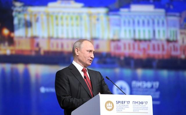 Путин: Россия ускорит
