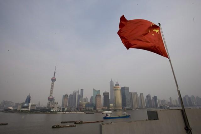 Китай смог остановить