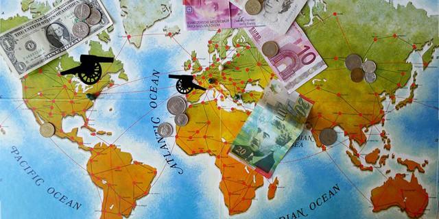 Валютные войны -