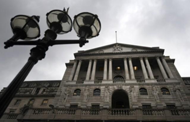 Банк Англии попросил