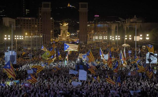 Референдум Каталонии
