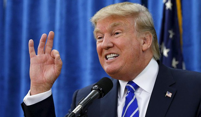 Трамп отменяет налог на
