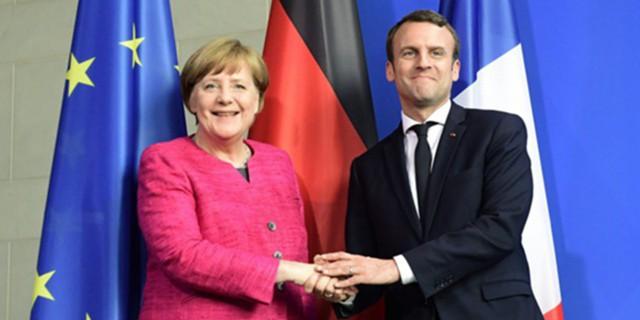 Макрон: Франции нужна