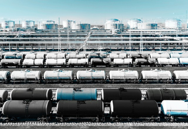 Экспорт нефти из РФ