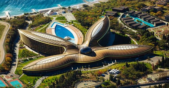 Отель в Крыму признан