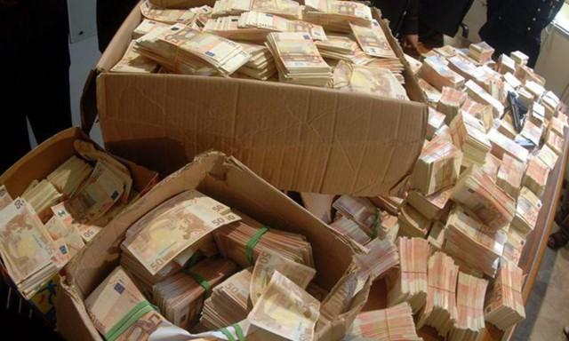 Отток капитала из РФ -