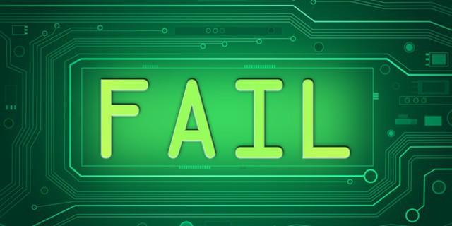 Крупнейшие провалы