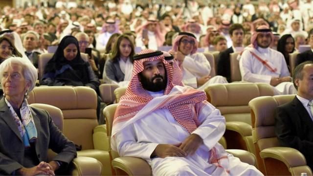 Саудовская Аравия идет