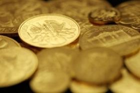 Рынок золотых монет с 15