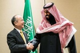 Арабы и SoftBank