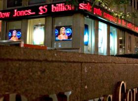 Dow Jones обновил