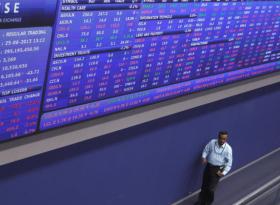 Мировые рынки идут
