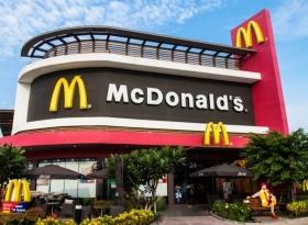 Сотрудники McDonald's
