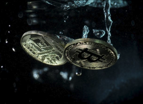 Bitcoin Cash подешевел,