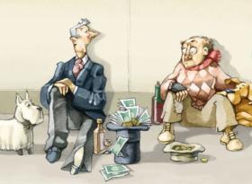 Мышление богатого и