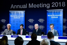 МВФ: элиты развитых