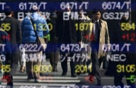 Акции Азии продолжают