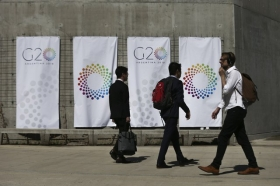 Встреча G20 не ослабила