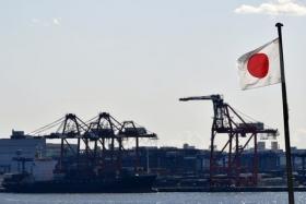 Экспорт Японии в марте