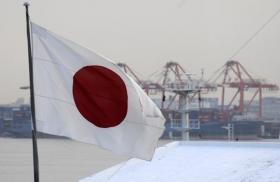 Экспорт Японии в апреле