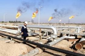 Нефть растет на фоне