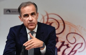 ФРС и Банк Англии