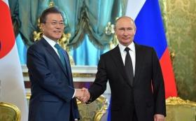 РФ и Южная Корея