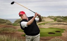 Визит Трампа в Шотландию