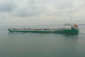 Российский танкер
