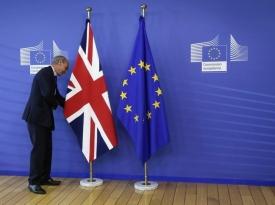 МВФ: жесткий Brexit