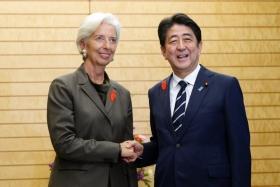 МВФ: риски для Японии