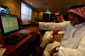 Рынок акций Саудовской