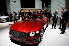 Bentley:  quot;жесткий