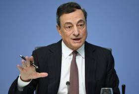 Глава ЕЦБ подтвердил