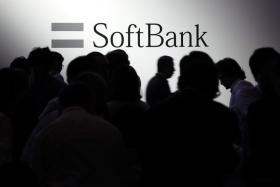 SoftBank установила