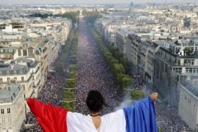 Рост ВВП Франции в IV