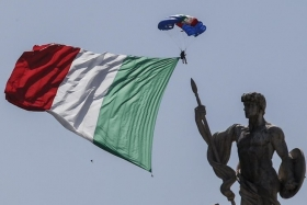 Экономика Италии вошла в
