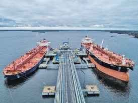 Экспорт нефти через