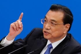 Ли Кэцян: Китай