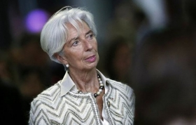 Глава МВФ Кристин