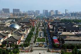 Топ-10 городов Китая с