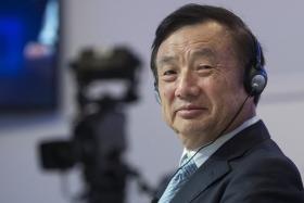 Основатель Huawei назвал