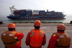 Экспорт Китая вернулся к