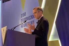 Глава Банка Англии